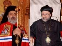 Bishop Yazigi & Bishop Ibrahim