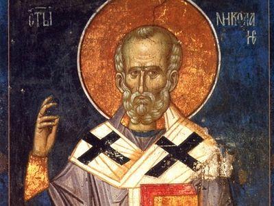 «Чудесам Николая сплетаю похвалы»