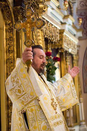 Епископ Горнокарловацкий Герасим (Попович). Фото: serbskoe-podvorie.ru