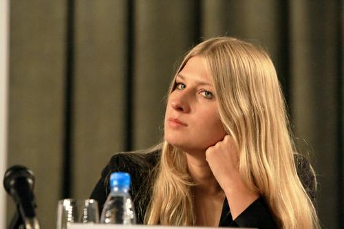 Дарья Андреевна Халтурина, сопредседатель Российской антитабачной коалиции, сопредседатель Российской коалиции «За контроль над алкоголем»