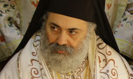 Metropolitan Paul of Aleppo.