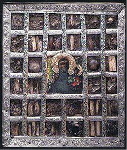 Чудотворная икона Божией Матери «Осеновица» - святыня Рильского монастыря