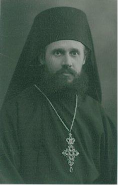 Архимандрит Климент Рильский в 1939 году