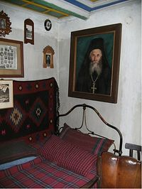 Келлия, где жил до 1961 года монах Климент. Фото автора