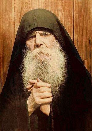 Старец Паисий (Олару)