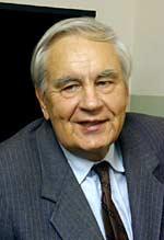 Игорь Ростиславович Шафаревич. Фото Православие.Ru