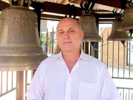 Петровский установил колокола. Фото: Л. Ларкина / Православие.Ru