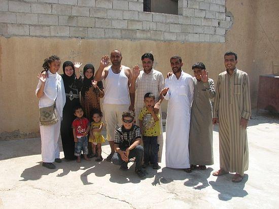 Небольшая часть семейства Хамсы