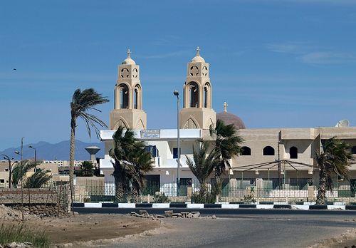 Монастырь Святого Георгия на Синае.