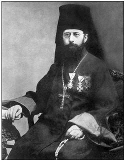 Archimandrite Sebastian Dabovich.
