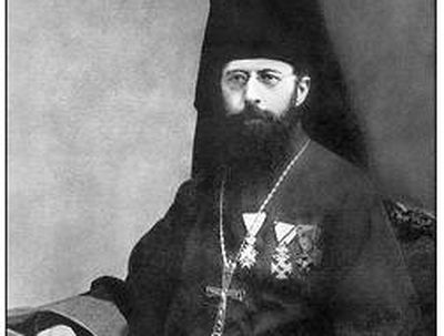 On the Feast of the Ascension: A Sermon by Our Righteous Father Sebastian Dabovich San Francisco, 1899