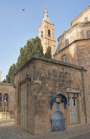 Елеонский Вознесенский монастырь. Современное фото