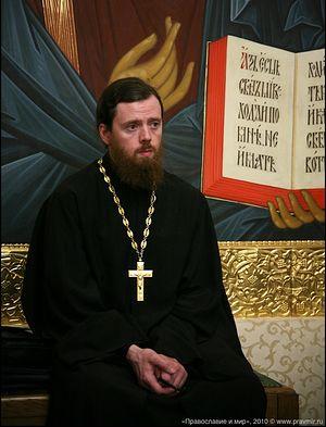 Игумен Нектарий (Морозов). Фото: Правмир