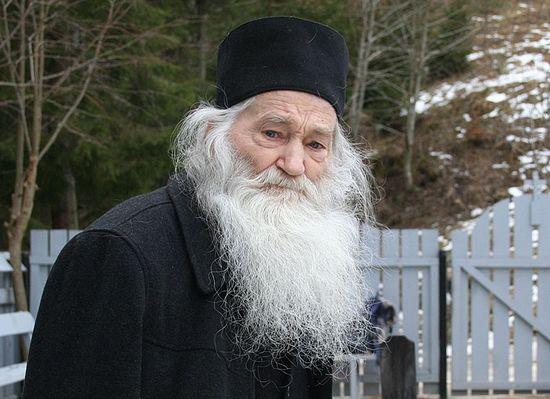 Archimandrite Justin (Parvu).