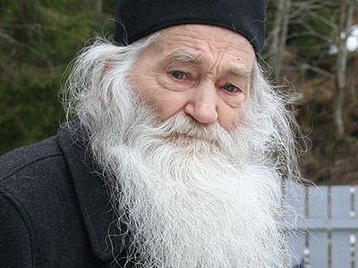 Советы старца Иустина (Пырву; † 16 июня 2013 года)