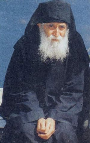Elder Paisius of the Holy Mountain