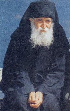 Описание: Старец Паисий Святогорец