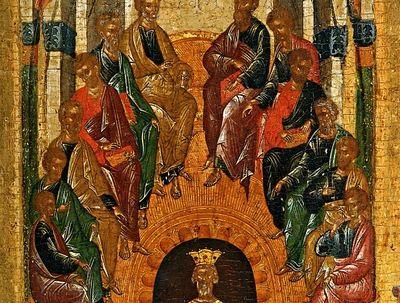 Pentecost (8th Sunday after Pascha)