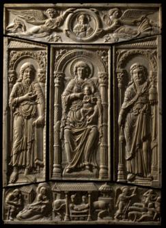 Лоршское Евангелие в полном объеме выложено в Интернет