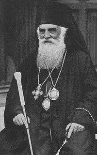 Блаженнейший Патриарх всея Румынии Мирон (Кристя)