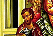 6. Saint Luke the Evangelist,