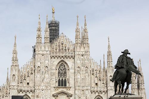 Кафедральный собор (piazza del Duomo)