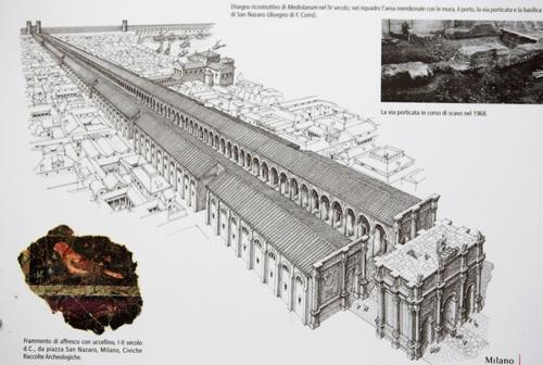 Базилика апостолов. Реконструкция