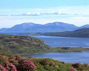 Шотландские острова. Фото Мартина Джуниуса.