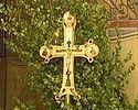Богослужение в Сретенском монастыре в День Святой Троицы