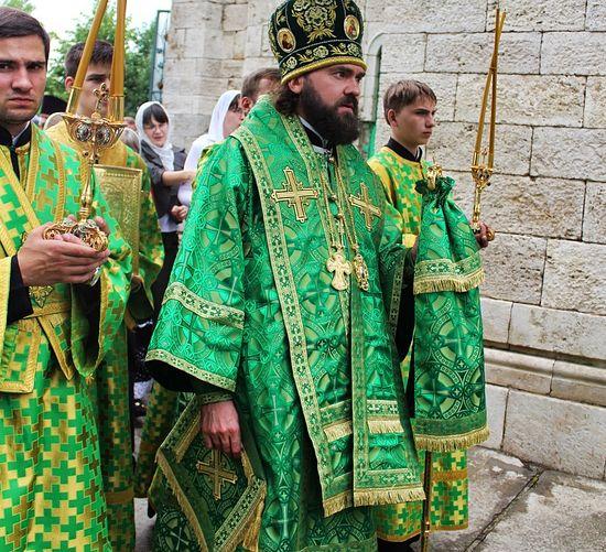 Владыка Феофилакт всегда горячо молится о мире на Кавказе. Фото: Православие.ru