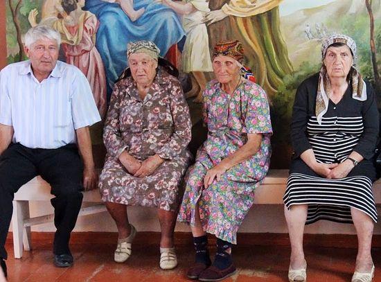 У ног Христа. Фото: Православие.ru