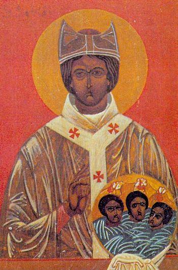 Святой Сигфрид, просветитель Швеции