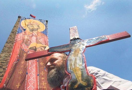 Газиместан 2013. Фото Ројтерс