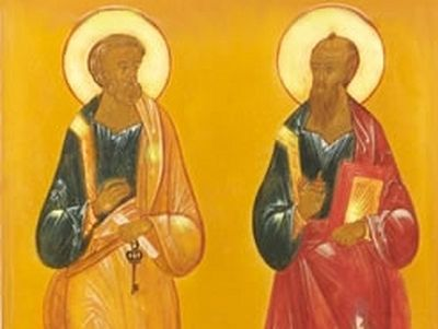 Fast of the Holy Apostles Peter and Paul