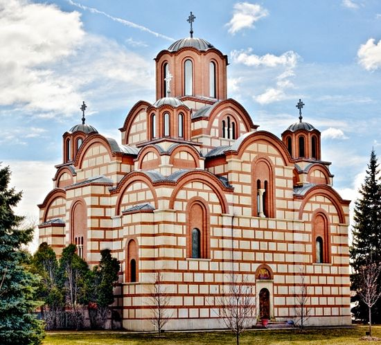 Манастир Нова Грачаница