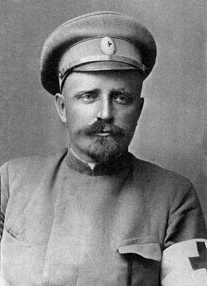 граф Александр Медем