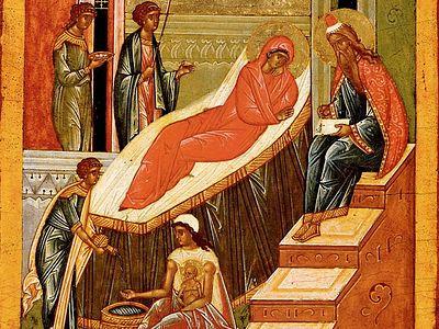 Рождество Иоанна Предтечи 7 июля (24 июня ст.стиля)