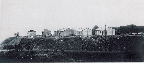 Лагерь для перемещенных лиц в Серене (Тийёр), Льеж (1947–1948)