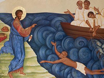 Апостол Петр: призванный дважды