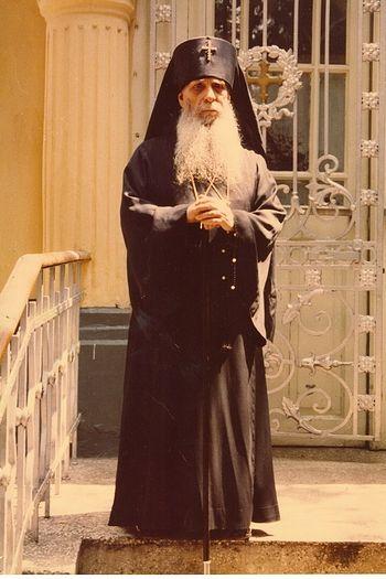 Митрополит Зиновий (Мажуга), в схиме Серафим