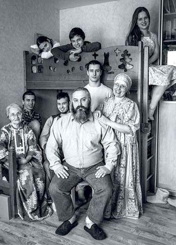 Семья Артемовых