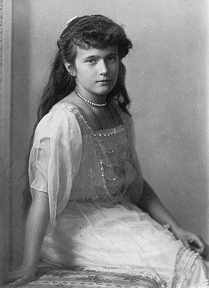 Grand Duchess Anastasia.