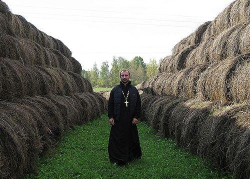 Священник Григорий Королев