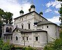 Всенощное бдение в Сретенском монастыре накануне Недели 4-й по Пятидесятнице и дня празднования Казанской иконы Божией Матери