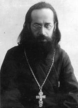 Отец Владимир Амбарцумов