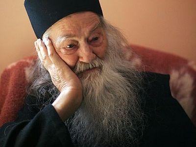 Отец Иустин (Пырву): биография святости