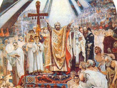 Крещение Руси, <BR>или О «сверхпатриотизме» славянского неоязычества
