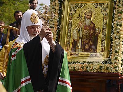 1025-летие Крещения Руси. Торжества в Киеве