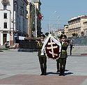 Предстоятели Поместных Церквей почтили в Минске память воинов Великой Отечественной войны
