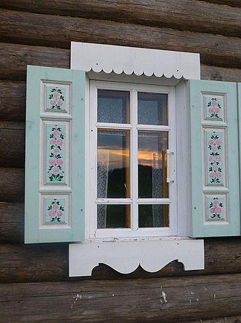Окно в Русский Север